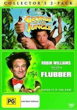 George of The Jungle / Flubber : NEW DVD