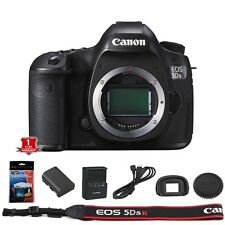 Canon EOS 5DSR / 5DS R DSLR Camera Body New Year's Day Sale
