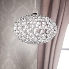 New Large Easy Fit Victoria Pendant Shade Ceiling Light