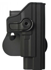 Z1180 IMI Defense Black Right Hand Roto Holster for Springfield XD 9mm/.40/.45