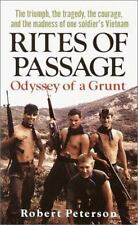 Rites of Passage: Odyssey of a Grunt