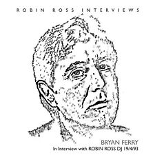 BRYAN FERRY of ROXY MUSIC New Sealed 2016 UNRELEASED 1994 INTERVIEWS CD