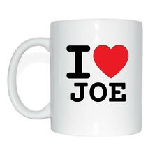 I love JOE Tasse Kaffeetasse