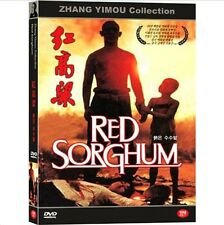 RED SORGHUM (1987) DVD - Zhang Yimou (New & Sealed)