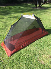 MSR Hubba- 1 person Tent+ Footprint