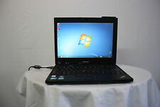 Laptop Lenovo Thinkpad X201 Tablet 12.1'' Touch i7 4GB 250GB  Webcam NEW BATTERY