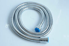 1.5M Chrome Stainless Steel Shower Hose Triton Mira Aqualisa Grohe Replacement