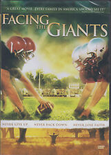 DVD - Facing The Giants NEW Never Lose Hope FAST SHIPPING !
