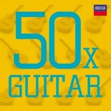 FERNANDEZ/ROMERO/ACADAMY OF ST.MARTIN IN THE FIELD - 50 X GITARRE 3 CD NEU