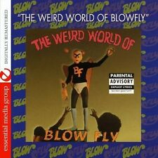 Weird World Of Blowfly - Blowfly (2013, CD NIEUW) CD-R