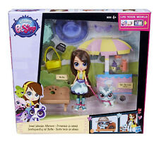 LPS Littlest pet shop Sweet Saturday Afternoon Blythe and Geri Burrows RARE