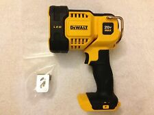 New Dewalt DCL043 20 Volt 20V Max Led Spotlight Jobsite Flash Light Li-ion