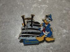 DISNEY DLP ATTRACTIONS PIN STEAMBOAT DONALD DUCK