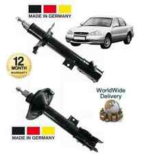 FOR KIA CLARUS 1996-- 1.8 2.0 16V REAR LEFT+ RIGHT SHOCK ABSORBERS SHOCKERS SET