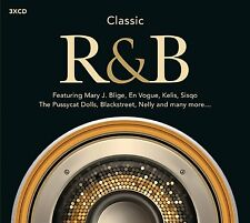 CLASSIC R&B - VARIOUS ARTISTS: 3CD ALBUM SET (August 28th 2015)