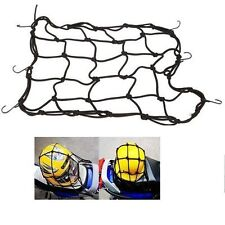 Bike Motorcycle / Cycle / Scooter Cargo Bungee Net in Black Colour