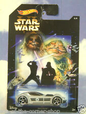 "HOT WHEELS STAR WARS CAR ""BALLISTIK"" EPISODE VI: RETURN OF THE JEDI 6/8 CYJ11"