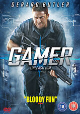 GAMER - DVD - REGION 2 UK