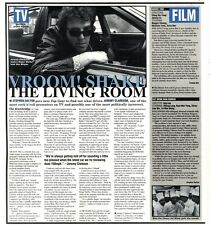21/1/95PGN22 ARTICLE & PICTURE : JEREMY CLARKSON OF TOP GEAR