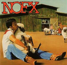 NOFX-Heavy Petting Zoo CD (1996) Epitaph Records/us-punk/First Press!!!