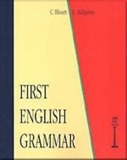 First English Grammar,GOOD Book