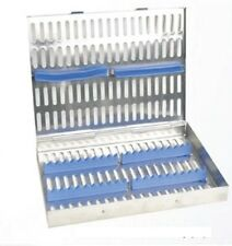 DENTAL Instruments Cassette Tray Hold 20 .