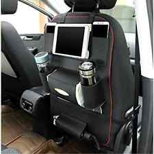 Car Seat Back Bag Organizer Storage Cup Holder Pocket Leather for iPad iPhone6/7