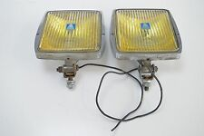 MERCEDES BENZ BMW VW RALLY 1955 LHD HELLA HALOGEN FOG LIGHTS FRONT LEFT RIGHT