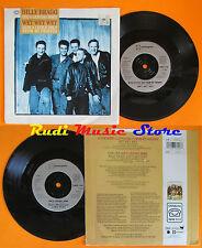 LP 45 7'' WET WET WET With a little help from my friends BILLY BRAG (*)cd mc dvd