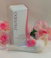 New Shiseido The Skincare Cleansing Massage Brush Gentle Massage Foam Cleansers