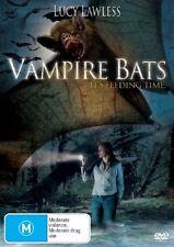 Vampire Bats (DVD, 2006) Ex-Rental
