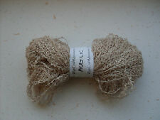 Haberdashery Supplies ~ BEIGE ~ 10g x 1 Ply Boucle Wool