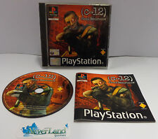 Console Game Gioco SONY PS1 Playstation PSOne PSX PAL ITA C-12 FINAL RESISTANCE