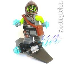 BM031 Lego Spiderman CUSTOM Green Goblin Custom Minifigure & Custom Craft NEW