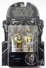 STAR WARS C3PO BSA16 BLACK SERIES