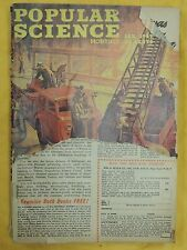 ONE POPULAR SCIENCE Jan 1947, also 4/50 3/52 4/52 8/58 2/66 issues available