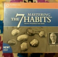 Mastering the Seven Habits Practical Applications  of Covey Wisdom CD