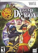 Legend of the Dragon (Nintendo Wii, 2007)