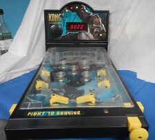 Universal Studios King Kong Electronic Pinball Machine 8th Wonder of the World