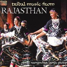 Tribal Music from Rajasthan, New Music
