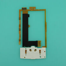 NEW LCD Screen Keyboard Keypad Flex Cable Ribbon Membrane For NOKIA X3