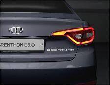 Brenthon Grill Trunk Horn Center Wheel Emblem For 2015 2016+ Hyundai Sonata 7PC