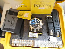 NEW INVICTA SWISS MADE VALJOUX ETA 7750 LIMITED ED #96/100 PAPERS MSRP$4995.00