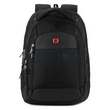 "SwissGear Men 15"" Laptop Notebook Backpack Computer Macbook Travel School Bags"