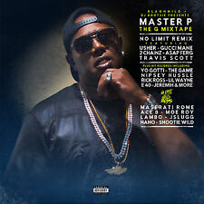 Master P The G Mixtape Official Rap 2016 (Mix CD) Mixtape