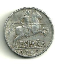 ESTADO ESPAÑOL 10 CÉNTIMOS DE 1941 (BC)
