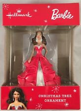 HALLMARK - Barbie - African American - Christmas tree ornament - 2015 - NIP