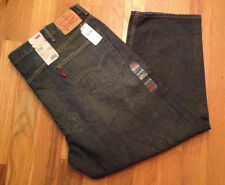 NWT Levi's 550 Relaxed Fit Jeans Mens 52 x 29