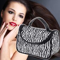 Handtasche Organizer Reise Make Up Kosmetik Tasche Kulturbeutel Schminktasche