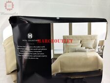 HOTEL COLLECTION Crystalle QUEEN Bedskirt Solid Champagne